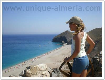 Southern Spain's Best Beach...