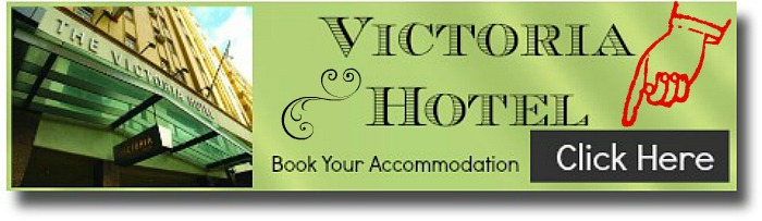 victoria hotel melbourne accommodation banner graphic