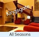 Thumbnail link to the Site page on The All Seasons Kingsgate