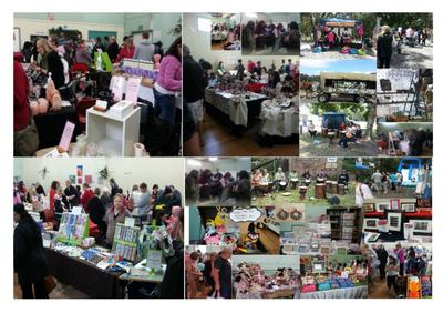 A Sample of the October 2014 Market Stallholders