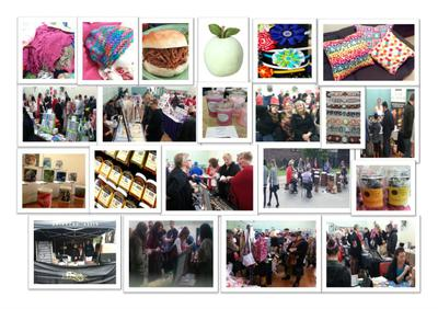 A Sample of the August 2014 Market Stallholders