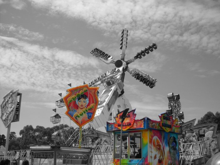 Poster of the Berwick Show 2014