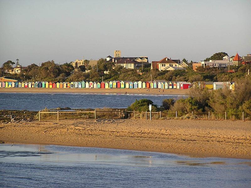 Brighton Beach Houses