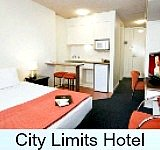 Thumbnail link to the Site page on The City Limits Hotel