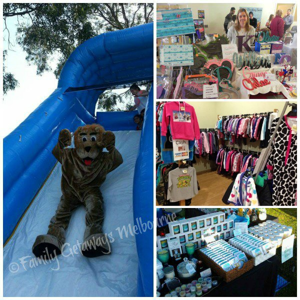The Narre Warren South Community Market held on the 2nd Saturday of the month is a fundraiser for the Melanoma Institute of Australia