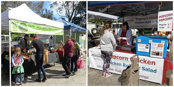 Coal Creek Farmers Market natural home produced products