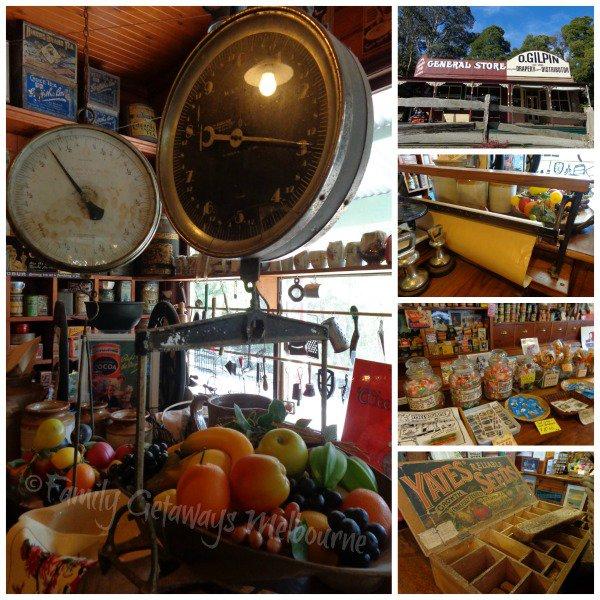 The Coal Creek Heritage Village General Store
