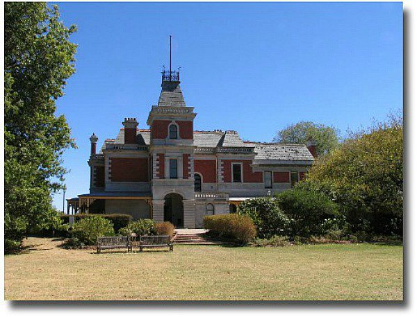 Coolart Homestead Somers Western Port Bay compliments of Steve Curle