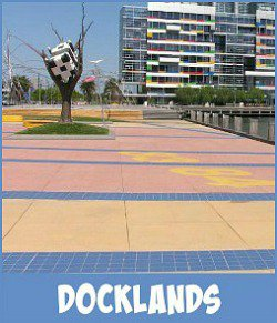 Image links to my Melbourne Docklands site page