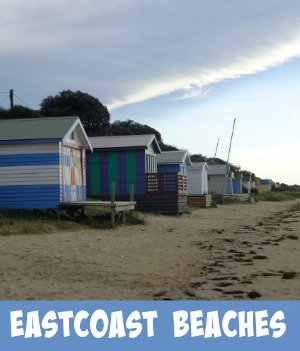 Thumbnail graphic link to Site page Port Phillip Bay Eastcoast Beaches