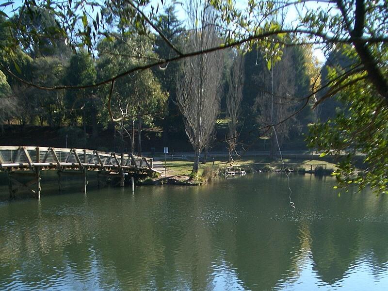 Emerald Lake Park Melbourne Australia compliments of http://www.flickr.com/photos/dockev/3690553274/