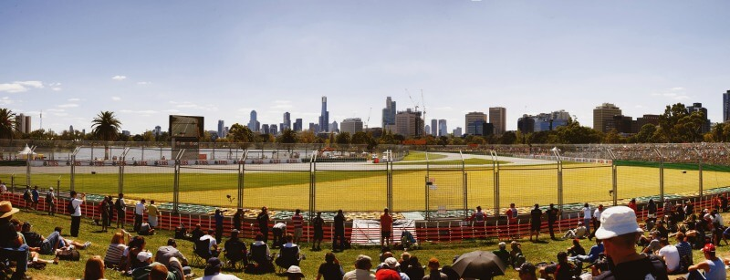 Formula 1 Grand Prix in Melbourne 2013 compliments of https://flic.kr/p/e3mZom