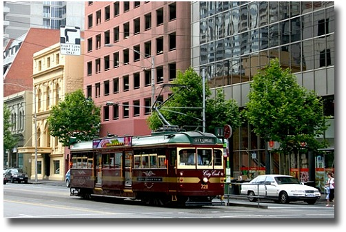 Heritage City Circle Tram melbourne Australia compliments of http://www.flickr.com/photos/shami_chatterjee/322697822/