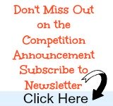 Don't miss out, subscribe to newsletter