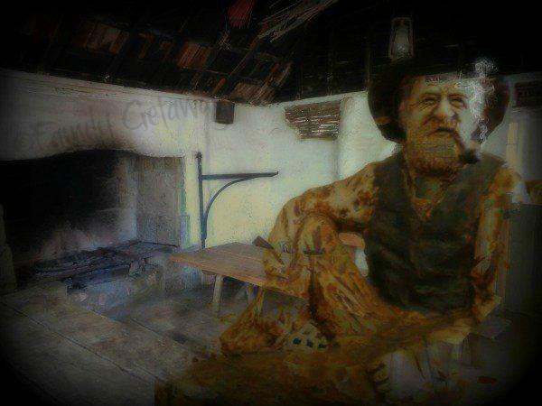 Coal Creek Heritage Village Ghost Tours
