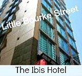 thumbnail link to site page on the Ibis on Bourke Street