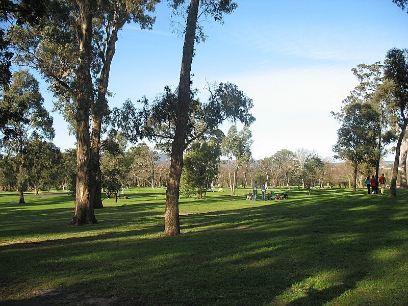 Jells Park Melbourne Australia compliments of http://www.flickr.com/photos/imageo/2278391902/