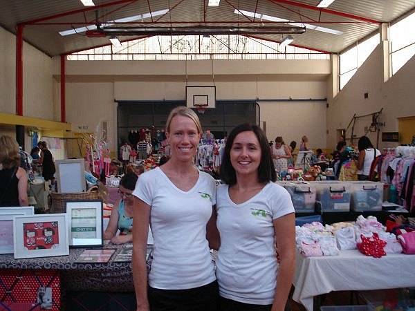 Port Melbourne Little Tackers Market founders