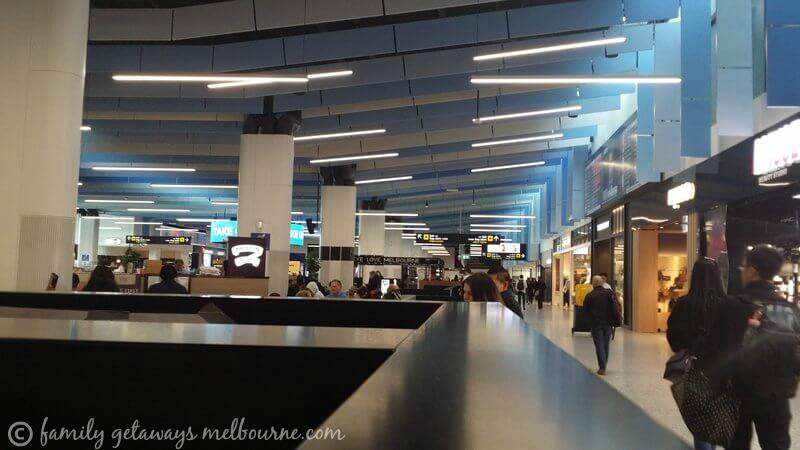 T4 terminal at Melbourne Tullamarine airport