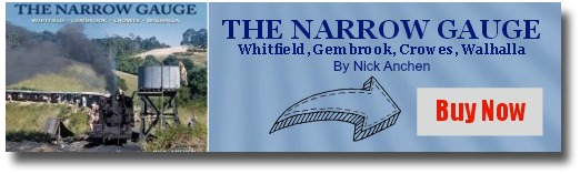 banner image link to the book on Narrow gauge lines from Fishpond