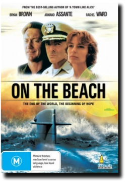 On the Beach dvd cover