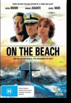 On the Beach dvd cover