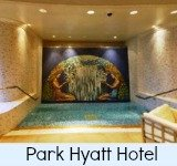 Park Hyatt Hotel graphic link to Site Page