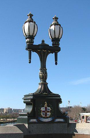 Princess Bridge Lamps