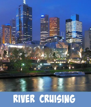 Image link to site page on river cruising in Melbourne