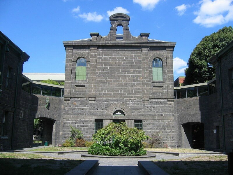 Spiritual Centre now part of RMIT at the Old Melbourne Gaol