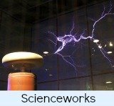 Thumbnail link to Site page on Scienceworks Museum