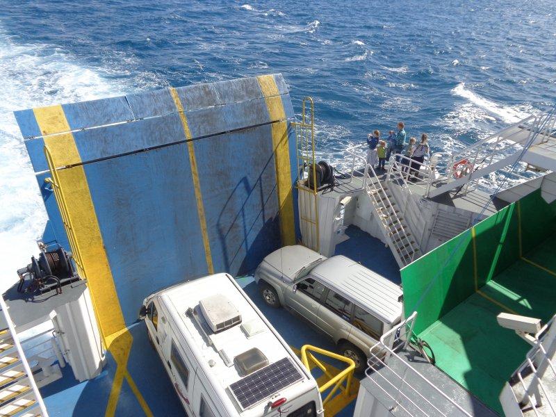 Sorrento - Queenscliff ferry
