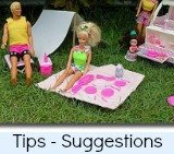 Graphic link to site page on Picnic Tips