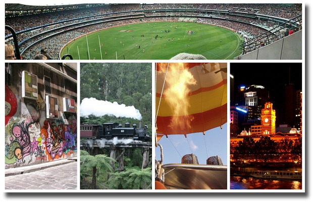 Melbourne's Tourist Attractions celebrated by Viator Tours