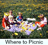 thumbnail image link o site page on Parks and gardens for picnic fun