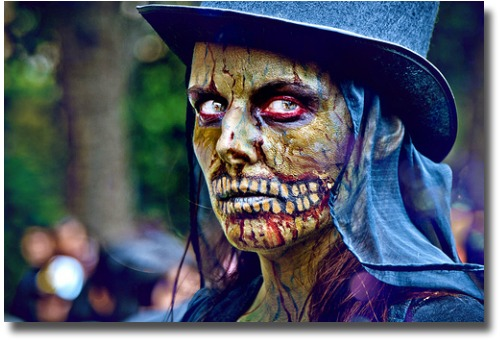 Zombie Shuffle Melbourne, Australia compliments of http://www.flickr.com/photos/fernando/6498264489/